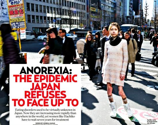 anorexia gatda prevalencia