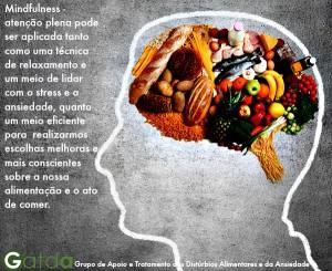 Mindful Eating GATDA comer com consciência e atenção plena